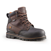 Timberland PRO Men's 6 Rigmaster XT Steel Safety Toe Waterproof Boot""