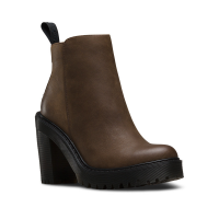 Dr. Martens Women's Magdalena Wyoming Ankle Zip Boot