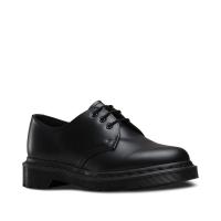 Dr. Martens Men's 1461 Mono 3-Eye Shoe