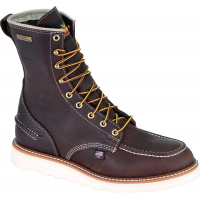 "Thorogood 814-3800 Men's 8 Moc Toe, MAXwear Wedge Waterproof Non-Safety Toe"""