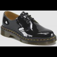 Dr. Martens Women's 1461 W Patent Lamper 3 Eye Shoe