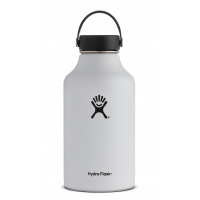Hydro Flask 64 oz Wide Mouth - White