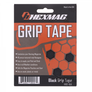 Hexmag Grip Tape For Hexmag Magazines Black