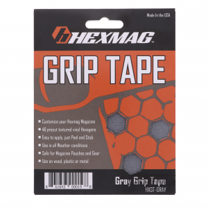 Hexmag Grip Tape For Hexmag Magazines Gray
