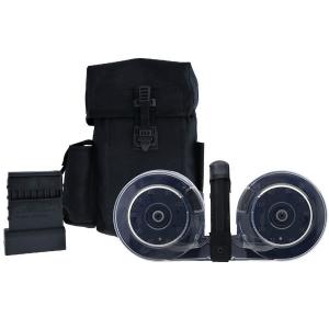 KCI AR-15 .223/5.56mm 100-Round Gen 2 Drum Magazine