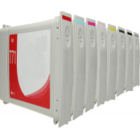 Remanufactured inkjet cartridges Multipack for HP 771A - 8 pack