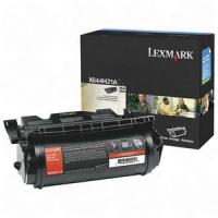Original Lexmark X644H21A toner cartridge - black
