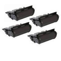 Remanufactured Dell 330-6991 (F362T) toner cartridges - 4-pack