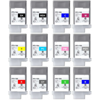 Compatible inkjet cartridges Multipack for Canon PFI-106 - 12 pack