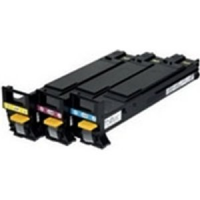 Original Konica Minolta A0DK232 / A0DK332 / A0DK432 toner cartridges - 3-pack