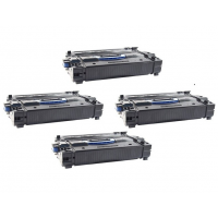 Compatible HP CF325X (25X) toner cartridge - 4-pack