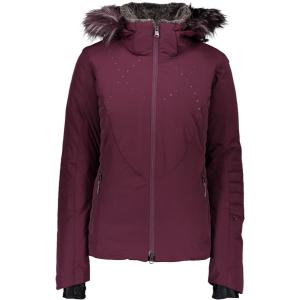 Obermeyer Evanna Down Jacket | Women's | | Christy Sports | Wine | Size 12
