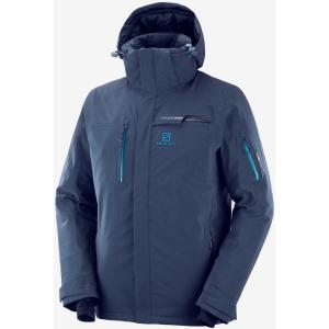 Salomon Brilliant Jacket   Men's   19/20   Christy Sports   Navy   Size Medium